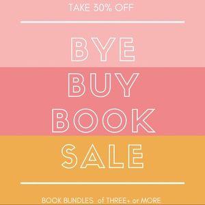 "📚👋🏼Say ""Buh-BYE"" to Regular Priced Books!"